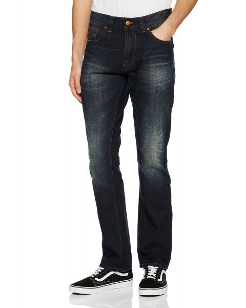 Firetrap Deadly Original Straight Fit Denim Jeans Dark Wash | Jean Scene