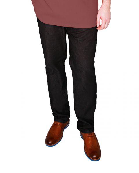 Rockford Carlos Stretch Denim Jeans Black