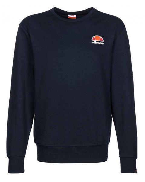Ellesse Men's Perth Embroided Logo Sweatshirt Navy | Jean Scene