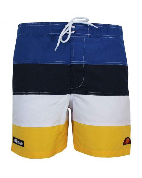 Ellesse Mens's Portofino Swim Shorts Yellow | Jean Scene
