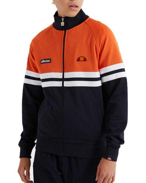 ellesse Rimini Track Jacket Navy/Orange