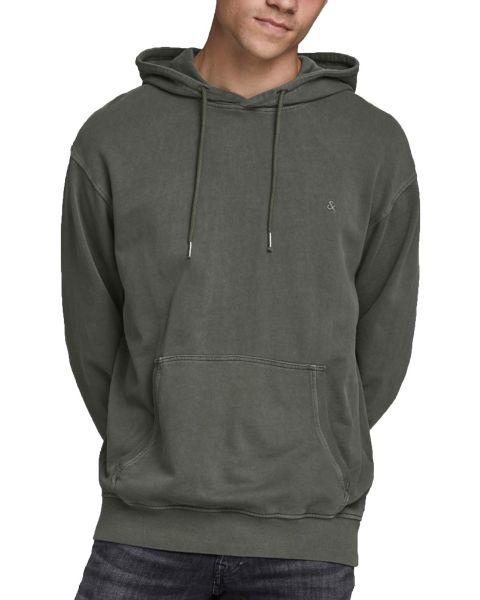 Jack & Jones Original Sweatshirt Hoodie Forest Night