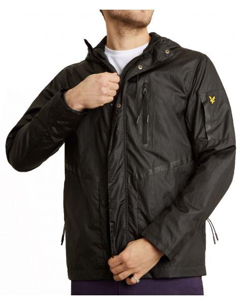 Lyle & Scott Men's Casual Jacket True Black | Jean Scene