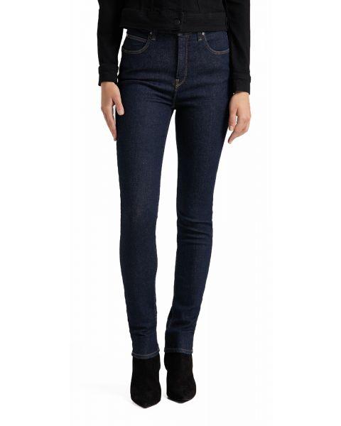 LEE Scarlett Women's Ultra Hi Bo Stretch Jeans Rinse | Jean Scene