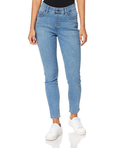 Lee Ladies Extreme Motion Skinny Comfort Stretch Jeans Modern Blue