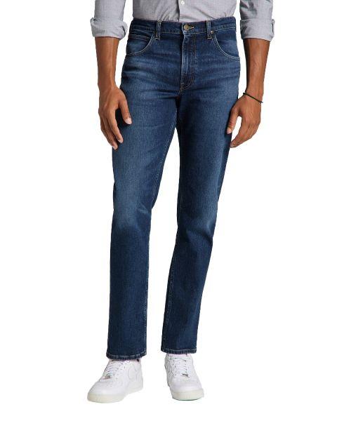 Lee Brooklyn Stretch Denim Jeans Mid Park