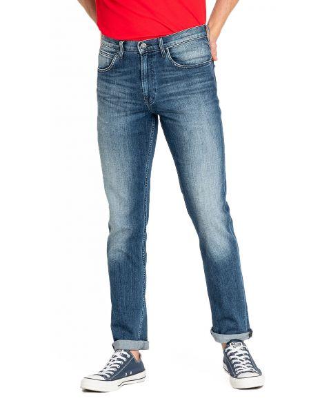 Lee Brooklyn Stretch Denim Jeans Rider Blues   Jean Scene