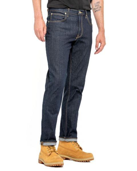 Lee Brooklyn Straight Stretch Jeans Rinse | Jean Scene