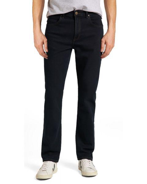 Lee Brooklyn Stretch Denim Jeans Blue Black | Jean Scene