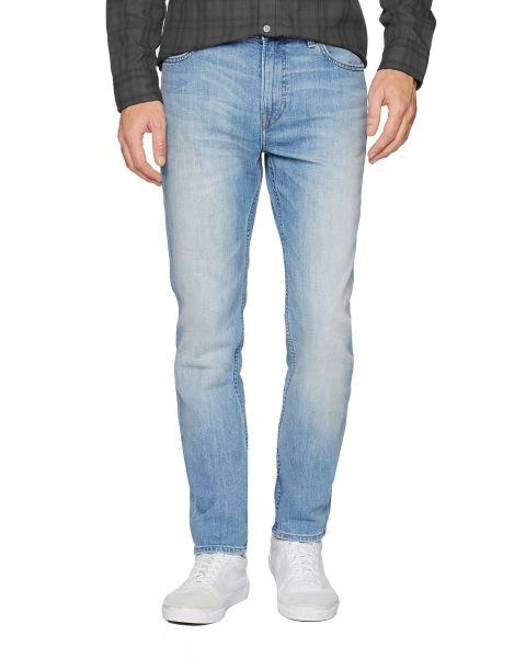 Lee Rider Regular Slim Kick It Blue Denim Jeans | Jean Scene