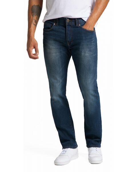Lee Extreme Motion Zip Straight Fit Aristocrat Denim Jeans | Jean Scene