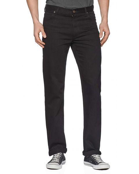 Lee Brooklyn Comfort Denim Jeans Black Rinse | Jean Scene