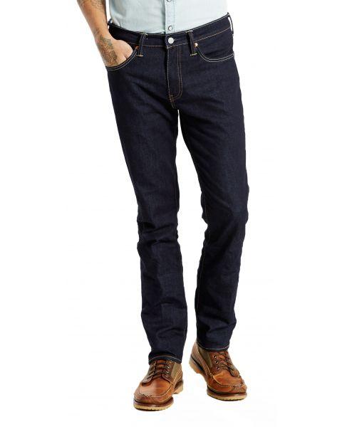 Levis 511 Denim Jeans Dark Blue Rock Cod | Jean Scene