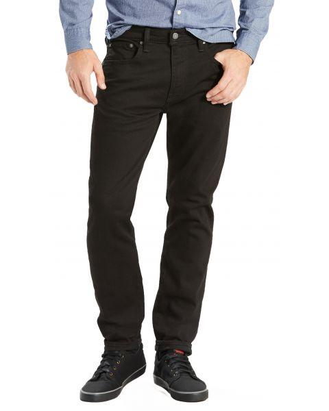 Levis 502 Denim Jeans Black Nightshine   Jean Scene