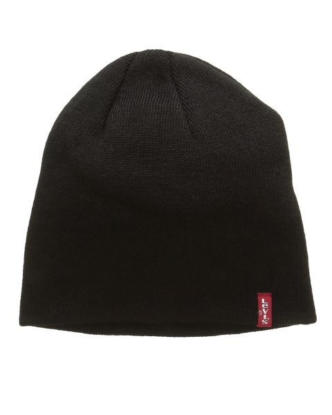 Levi's® Men's Beanie Hat Black