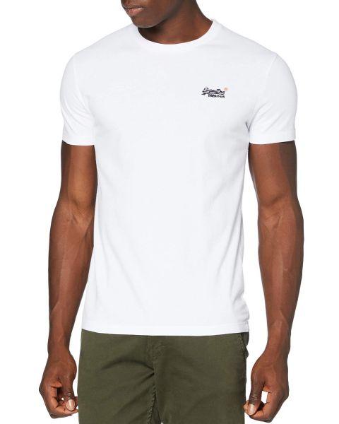 Superdry Orange Label Vintage T-Shirt Optic