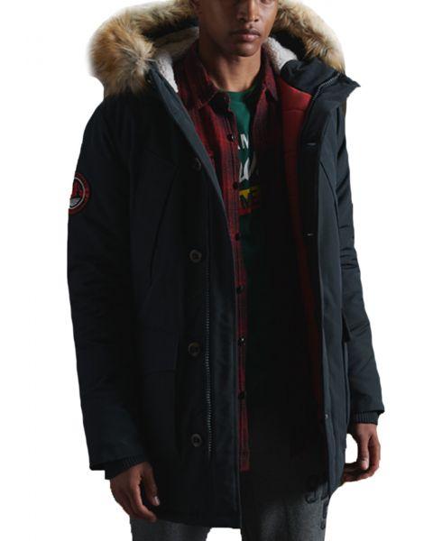 Superdry Jacket Eclipse   Jean Scene