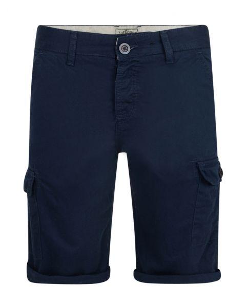 Lee Cooper Casual Mallon Cargo Bermuda Shorts Dark Denim | Jean Scene