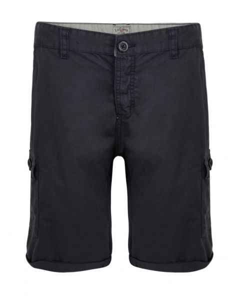 Lee Cooper Casual Mallon Cargo Bermuda Shorts Nine Iron | Jean Scene