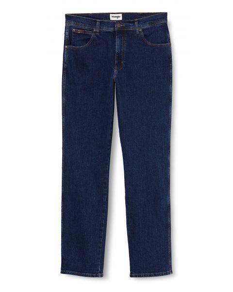 Wrangler Texas Stretch Denim Jeans Storm Break | Jean Scene