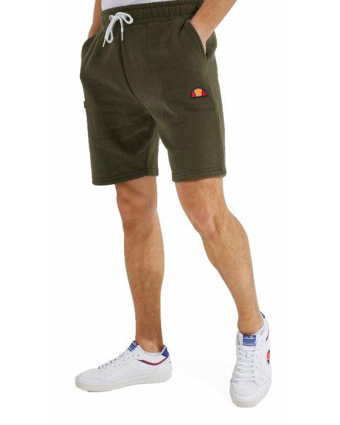 Ellesse Men's Noli Fleece Jogger Shorts Light Blue | Jean Scene
