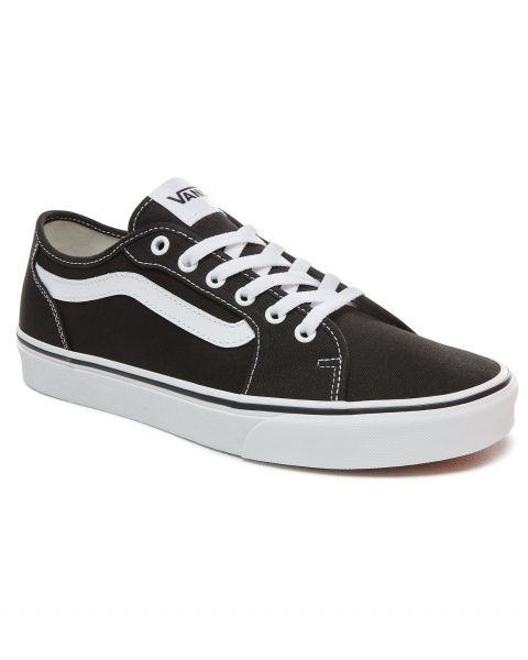Vans Men's Filmore Decon Shoes Black White | Jean Scene