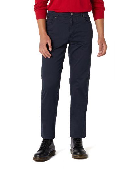 Wrangler Texas Stretch W3 Fabric Jeans Navy | Jean Scene