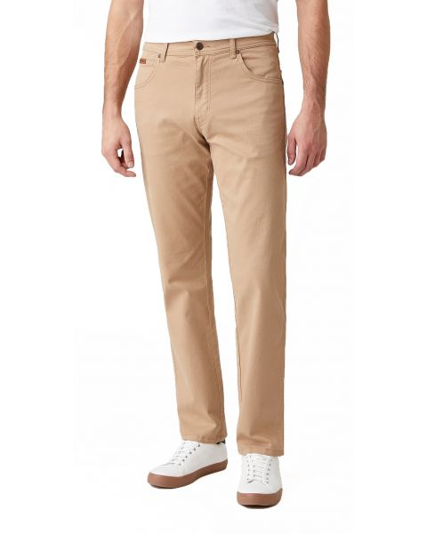 Wrangler Texas Stretch W3 Soft Fabric Jeans Cornstalk | Jean Scene