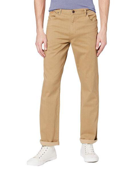 Wrangler Texas Stretch XA Fabric Jeans Sand | Jean Scene