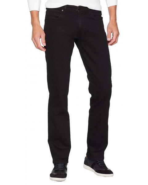Wrangler Arizona Stretch Denim Jeans Black Valley | Men's Wrangler Jeans | Jean Scene