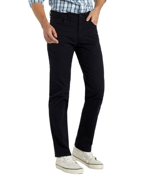 Wrangler Arizona Stretch Summer OO Fabric Jeans Navy   Jean Scene