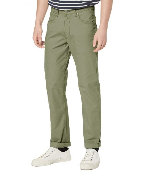 Wrangler Arizona Stretch Summer V6 Fabric Jeans Moss Green   Jean Scene