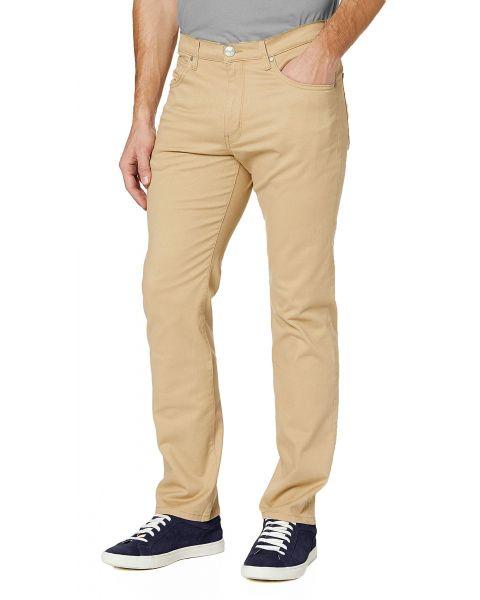 Wrangler Arizona Stretch W3 Fabric Jeans Sand | Jean Scene