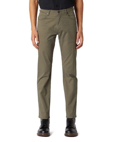 Wrangler Arizona Stretch XB Fabric Jeans Dusty Olive | Jean Scene