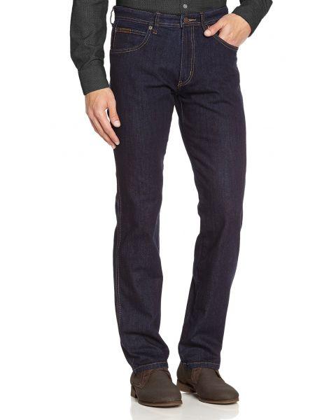Wrangler Arizona Stretch Denim Jeans Rinsewash Blue | Jean Scene