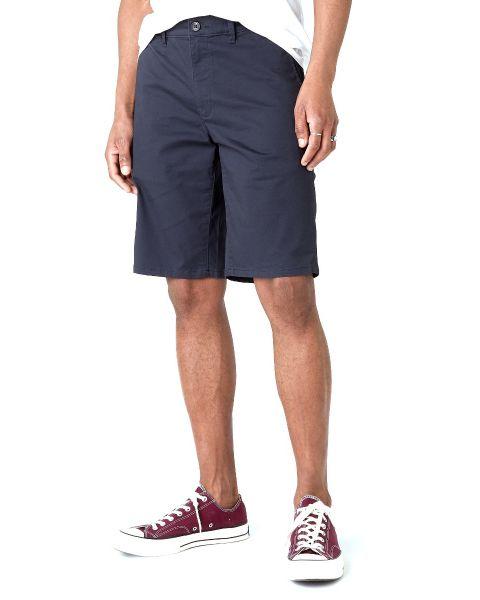 Wrangler Chino Casual Cotton Shorts Graphite | Jean Scene