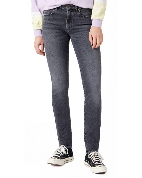 Wrangler Slim Women's Slim Stretch Jeans Desert Nights | Jean Scene