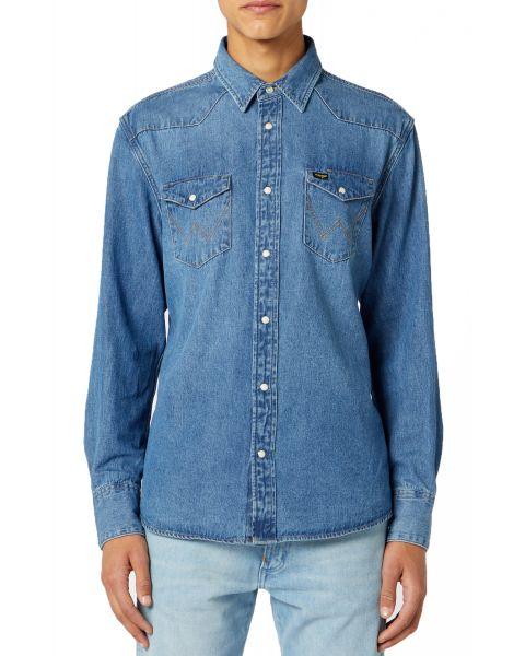 Wrangler Denim Men's Shirts 2 Year | Jean Scene