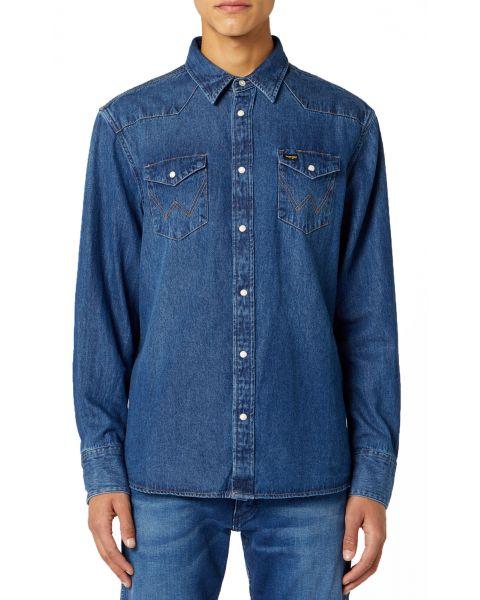 Wrangler Denim Men's Shirts 1 Year | Jean Scene