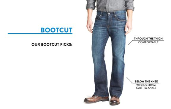 80dfa1065f2 The bootcut jeans also referred to as flared jeans in some countries, are  one of the most famous cuts that most guys wear these days. The men's  bootcut ...