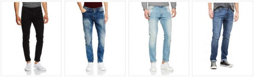 5e613186 The slim fit jeans are as tapered as the skinny jeans but are not as tight  or form-fitting. This cut is famous for those who want to wear comfortable  but ...