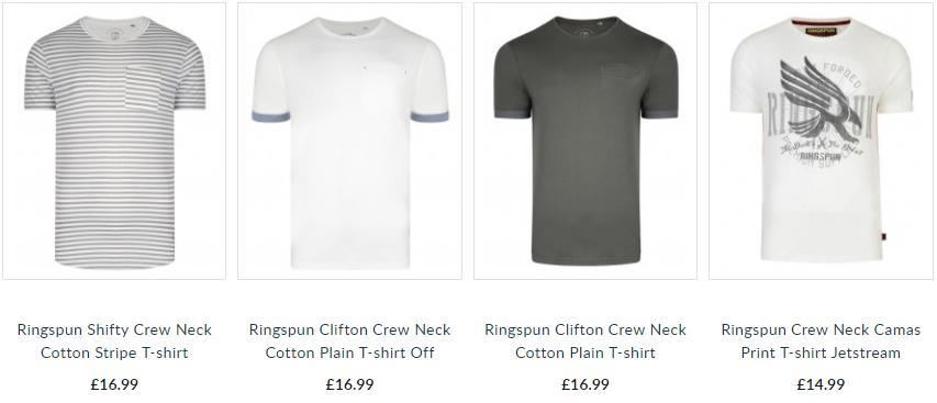 Ringspun Cotton Shirts